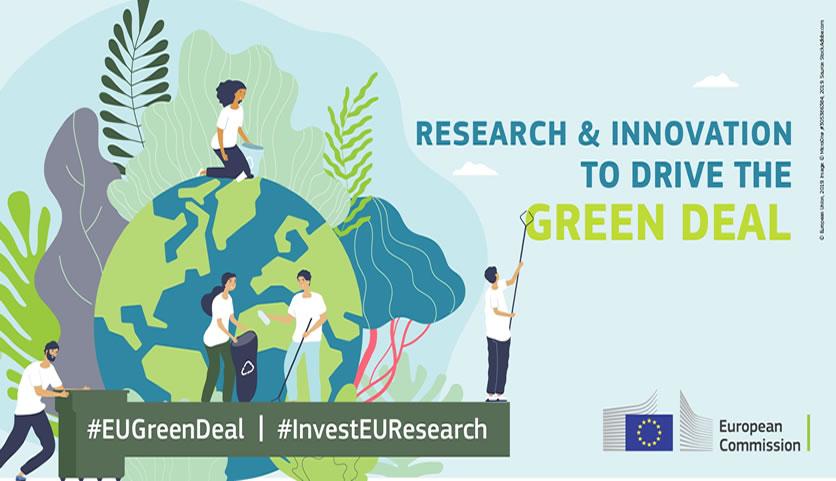 The European Green Deal Call - Enterprise Europe Brussels